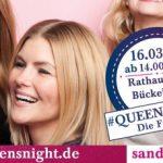 Queensnight – ein Event für Frauen</br>45 Aussteller und Rouven Tyler im Rathaussaal