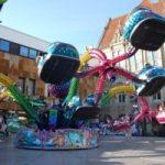 Buntes Programm für Große und Kleine</br>Vier Tage Frühjahrsmarkt in der Fußgängerzone