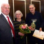 Siedler ehren langjährige Mitglieder</br>Reinhard Radicke bleibt Vorsitzender