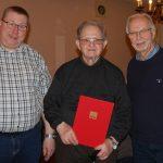 SPD ehrt Willi Wilharm</br>Ausbau des Kiesweges in drei Bauabschnitten