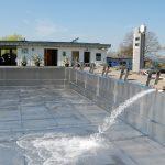 Wasser läuft in die Schwimmbecken</br>Verlosungsaktion Bückeburger Bäder GmbH + Bückeburg-Lokal