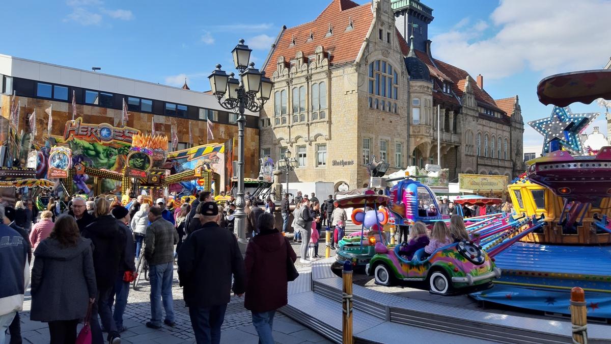 jahrmarkt bückeburg 2019