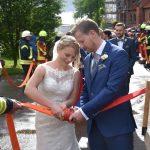Hochzeitsglocken für Maximilian und Tanja Vauth