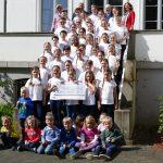 Volksbank unterstützt Musikschule</br>20.000-Euro-Spende für Sanierung der denkmalgeschützten Villa