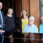 "Blindow Jazz Meeting im Palais</br>Highlight die ""Boogiesoulmates"" aus Berlin"