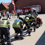 Ereignisreiche Tage für die Feuerwehren
