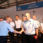 Ehrenzeichen in Gold für Joachim Muth