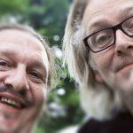 "Herr Schön & Jens Petersen bei  ""Martini um 12″"