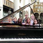 Geburtstagsständchen für Bückeburger Bach