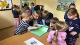 """""""Klein, aber oho""""</br>Marja-Liisa Völlers beim """"Tag der kleinen Forscher"""""""
