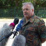"""""""Im Alter jung, aber durchaus erfahren""""</br>Brigadegeneral Ulrich Ott gibt Statement zum Hubschrauberabsturz"""