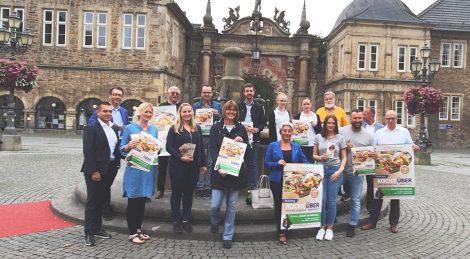 """""""Bückeburg kocht über und macht automobil""""</br>Doppelveranstaltung mit verkaufsoffenem Sonntag"""