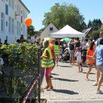 Heiß, heißer … das Sommerfest der Julianen-Kita