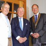 Dr. Joachim Tippke neuer Präsident des Rotary Clubs