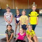 """""""Wir spielen Volleyball""""</br>Ferienaktion mit dem VfL"""