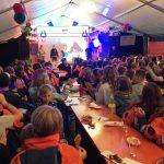 """""""Bubble-Soccer""""-Turnier im Zeltlager"""