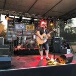 Open-Air-Konzert in Wackerfeld