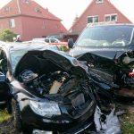 Zwei Verletzte bei Verkehrsunfall