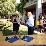 Jennifer Mohr feiert Dienstjubiläum</br>Stellvertretende Leiterin der Kita Unterwallweg