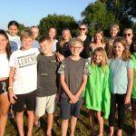 Jugendzeltfreizeit der Volleyballer