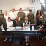 89 Blutspender bei Bundeswehr