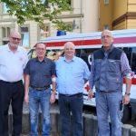 DRK bedankt sich bei 104 Blutspendern