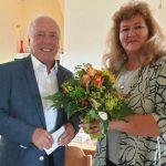 Hella Papenhausen feiert Dienstjubiläum