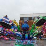Vier Tage Herbstmarkt</br>30 Meter hohes Riesenrad mit 20 Panoramagondeln