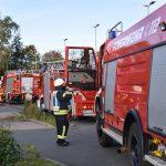 """Feuerwehreinsatz bei """"Kaufland"""""""