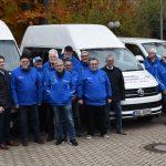 """""""Ein Erfolgsmodell in Schaumburg""""</br>Drittes Fahrzeug für Verein Anrufbus"""