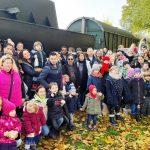 Große Nikolausfahrt des DRK</br>Ausflug mit Dampfeisenbahn für 100 Kinder mit Eltern