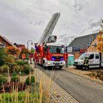 Einsatz der Feuerwehren