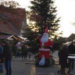 Der Nikolaus kommt!</br>20. Weihnachtsmarkt gegenüber der Kirche