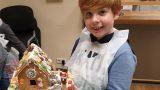 Lebkuchen für den Weihnachtsabend