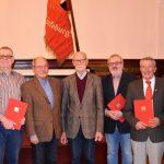 SPD ehrt langjährige Parteimitglieder