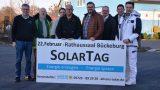 Steigende Nachfrage nach Photovoltaikanlagen</br>19. SolarTag der Firma Ahrens Solartechnik