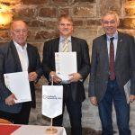 Stadtwerke können wirtschaftlich autark handeln</br>Geschäftsführer Eduard Hunker geht in Ruhestand