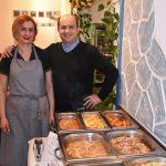 """Freitag Büfett im Restaurant """"Melathron""""</br>Hochwertiges Fleisch und buntes Salatbüfett"""