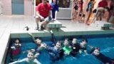 DLRG-Lehrgang Juniorretter