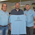 30 neue Shirts für die Gemeinschaft Bergkrug