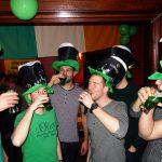 """Eine Woche lang grünes Bier vom Fass</br>St. Patricks Week im """"Minchen"""""""