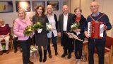 """""""Die schönsten Volkslieder""""</br>Volksbank sponsert 40 neue Liederbücher"""