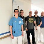 """Motivation durch Mobilisation</br>""""Laufstrecke"""" im Klinikum Schaumburg"""