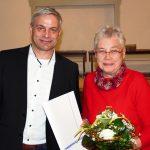 Barbara Böhne 50 Jahre Mitglied in der Turnerschaft</br>Kein Training, kein Wettkampf, kein Beitrag