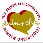 """Digitale Plattform """"MindenfürZuhause""""</br>Lieferservice und Hilfsgutscheine"""