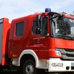 Feuerwehr unterstützt bei Personensuche