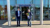 Bernd Appelt gewinnt 5.000 Euro</br>Gewinnsparen der Volksbanken