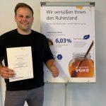 """""""Private Altersvorsorge wichtiger denn je""""</br>Gespräch mit Raphael Kraus, Spezialist für betriebliche Altersversorgung"""