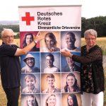 Ehrenamt unterstützen – Mitglied werden</br>DRK-Kreisverband wirbt an der Haustür