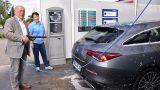 """Moderne Autowäsche bei der """"Alten Molkerei""""</br>Renovierung der SB-Boxen"""